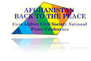 First Afghan Civil Society National Peace Conference